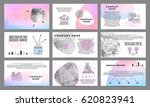 abstract elements on a white... | Shutterstock .eps vector #620823941