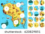 geography visual game  africa....   Shutterstock .eps vector #620829851