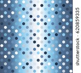 polka dot pattern. seamless...   Shutterstock .eps vector #620859335