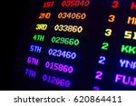 score overview detail on an old ... | Shutterstock . vector #620864411