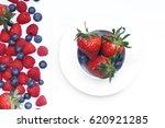 berries | Shutterstock . vector #620921285