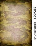 texture of old dirty camouflage pattern - stock photo