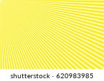 vector background sun rays with ... | Shutterstock .eps vector #620983985