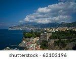 sorrento  the amalfi coast | Shutterstock . vector #62103196