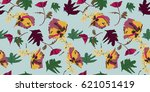 Abstract Seamless Pattern On...