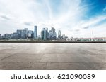 cityscape of chongqing from... | Shutterstock . vector #621090089