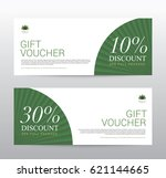 gift voucher template for spa ...   Shutterstock .eps vector #621144665