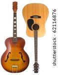 Two Beautiful Acoustic Guitars...