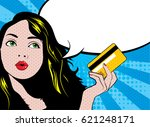 pretty beautiful young women... | Shutterstock .eps vector #621248171