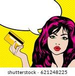pretty beautiful young women...   Shutterstock .eps vector #621248225