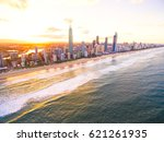 Surfers Paradise Skyline At...