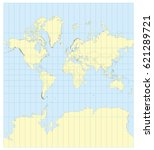 Very High Detailed Map Of The...