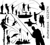 Fishermen And Fishing Equipmen...