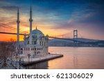 Istanbul. Image Of Ortakoy...