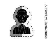young businessman avatar...   Shutterstock .eps vector #621336677