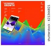 vector illustration mobile apps ...   Shutterstock .eps vector #621366821