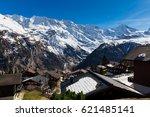 Switzerland Ski Resort At...