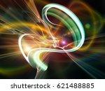 arrangements of lights ... | Shutterstock . vector #621488885