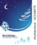 winter background | Shutterstock .eps vector #62148970