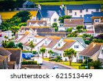 residential area view... | Shutterstock . vector #621513449