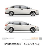 hi detailed blank white... | Shutterstock .eps vector #621705719