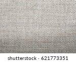 texture of natural linen ... | Shutterstock . vector #621773351