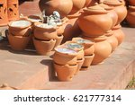 pottery  ban chiang  udon thani ... | Shutterstock . vector #621777314