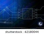 technology concept | Shutterstock . vector #62180044
