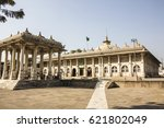 The Sarkhej Roza Mosque Is A...