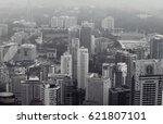 kuala lumpur city | Shutterstock . vector #621807101