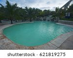 Pool With Blue Water