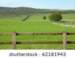 Farmland In Yorkshire Dales...
