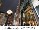 new york   jan 23  trump tower... | Shutterstock . vector #621828119