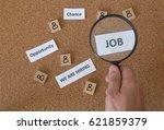 job apply company hiring ...   Shutterstock . vector #621859379