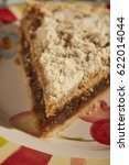 A Classic Slice Of Shoofly Pie...