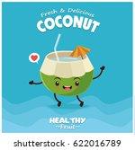 vintage fruit poster design...   Shutterstock .eps vector #622016789