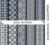 asian vector pattern web page...