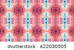 abstract seamless pattern with... | Shutterstock . vector #622030505