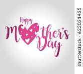 mother's day | Shutterstock .eps vector #622031435