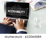 time unlimited infinity ability ... | Shutterstock . vector #622064084