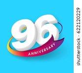 Anniversary Emblems 96...