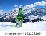 gryon  switzerland   9 march... | Shutterstock . vector #622125269