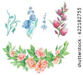 Watercolor Painted Collection....
