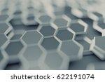 abstract 3d rendering of...   Shutterstock . vector #622191074