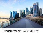singapore central financial... | Shutterstock . vector #622231379
