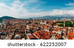 split  old town  croatia. view... | Shutterstock . vector #622252007