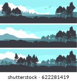 vector illustration set of... | Shutterstock .eps vector #622281419