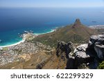 view from national park table... | Shutterstock . vector #622299329