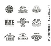 bike shop  bicycle  biking... | Shutterstock .eps vector #622301144