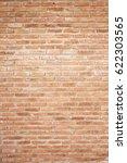 Orange Brick Wall. Brick Wall...